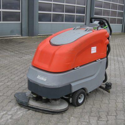 Entreprise de Nettoyage de concession automobile - Nettoyage industriel Wonder Cleaner-2