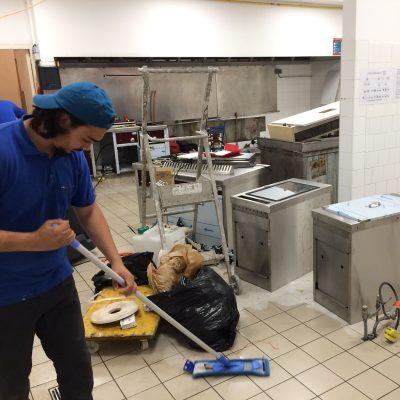 Entreprise nettoyage chantier, nettoyage après sinistre, travaux, nettoyage de cuisine- Wonder Cleaner