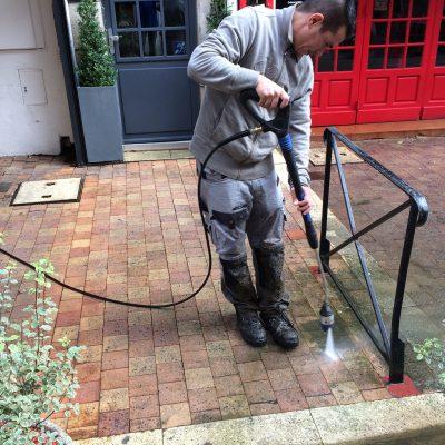 Entreprise nettoyage chantier, nettoyage après sinistre, travaux, nettoyage de terrasses - Wonder Cleaner