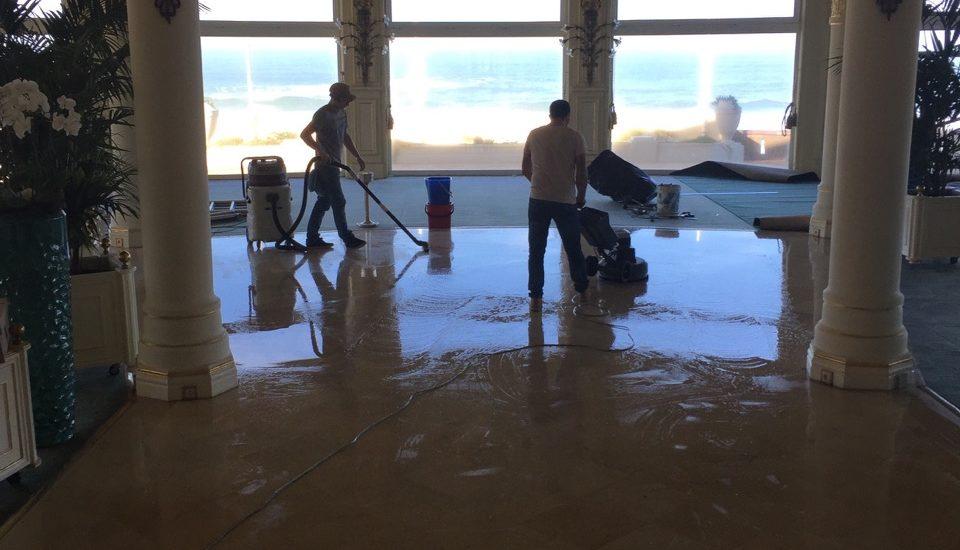 Nettoyage Sol nettoyage de marbres - Nettoyage industriel Wonder Cleaner-2