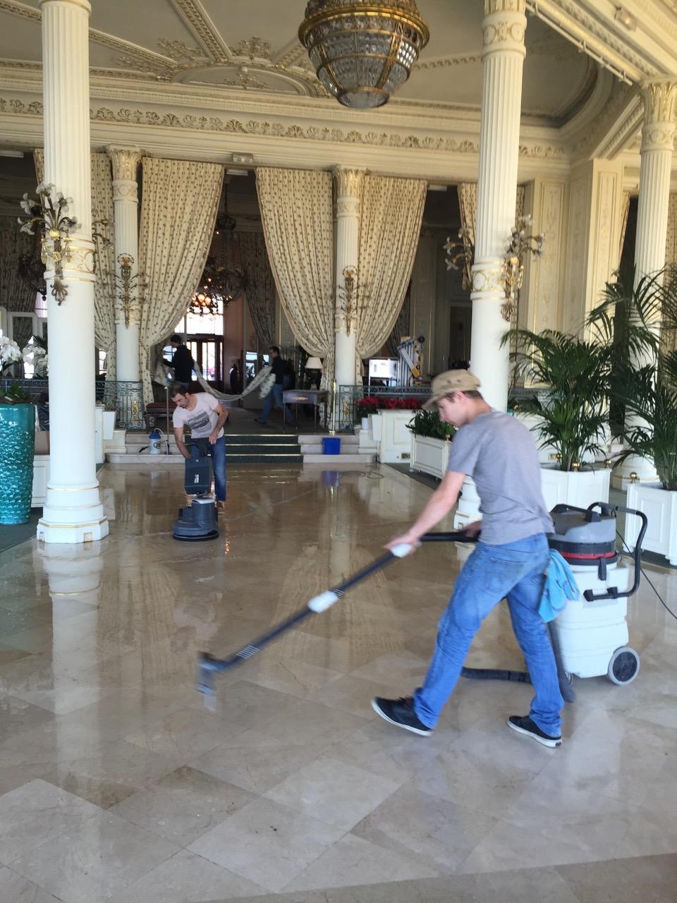 Nettoyage Sol nettoyage de marbres - Nettoyage industriel Wonder Cleaner-3