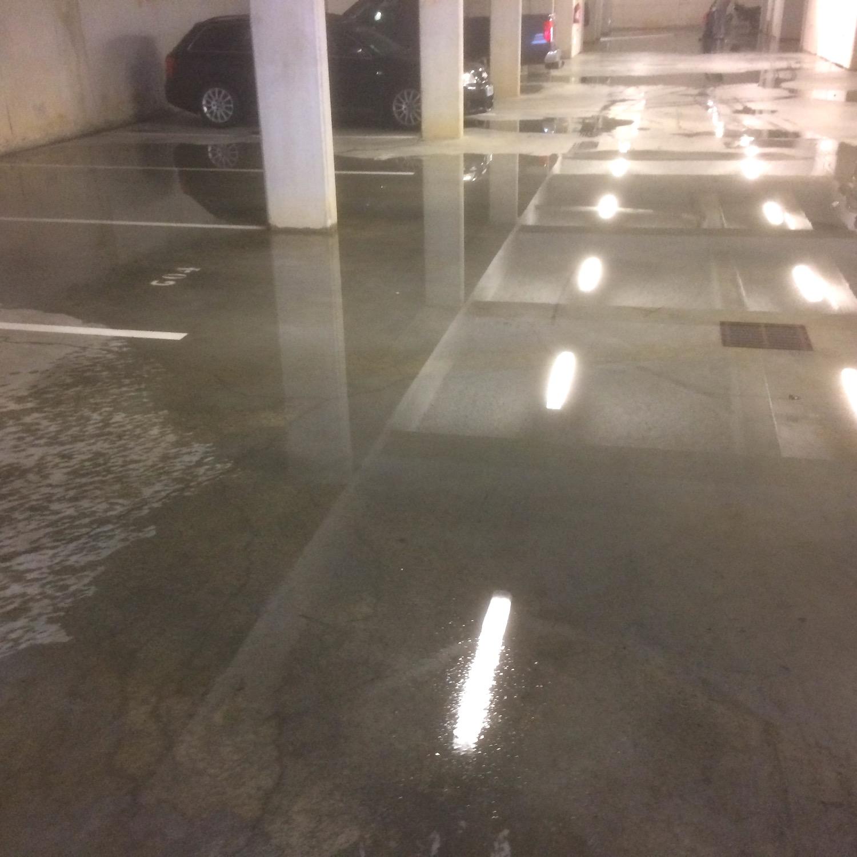 Nettoyage de parking et souterrains à Bayonne, Anglet, Biarritz, Pau et alentours 64 et 40-11